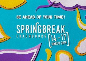 kideaz springbreak luxembourg 2019