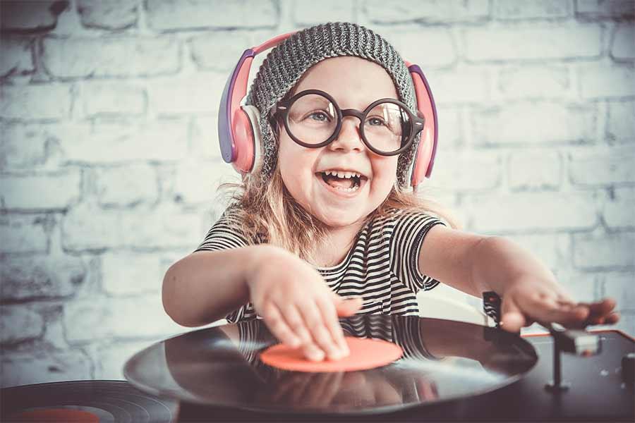 kideaz enfants disco musique