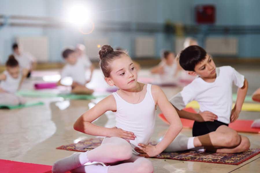 danse contemporaine enfants