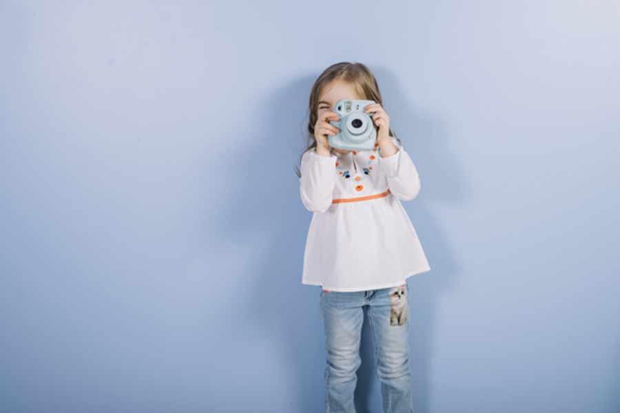enfant photographie