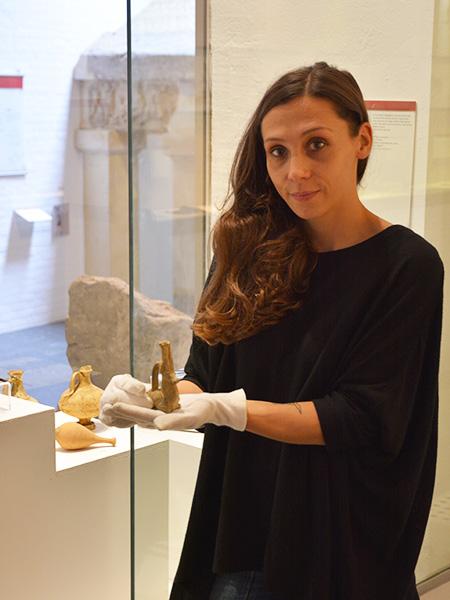 kideaz musee archeologique arlon belgique boite questions decouverte