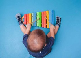 kideaz bebe musique