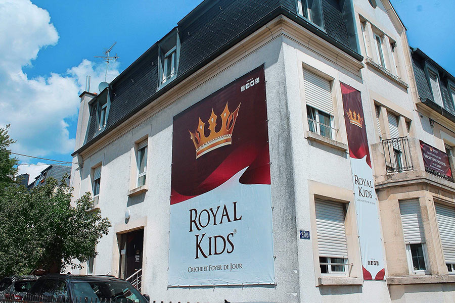 kideaz royal kids article belair garde denfants