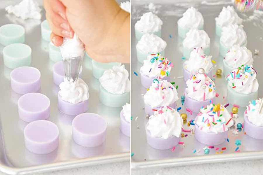 savons cupcakes 5