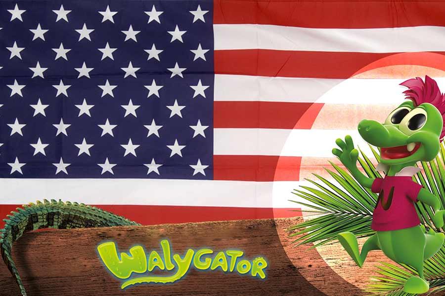 walygator parc semaine americaine