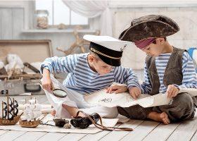 chasse-au-tresor-enfants-deguises-pirates-kideaz-luxembourg