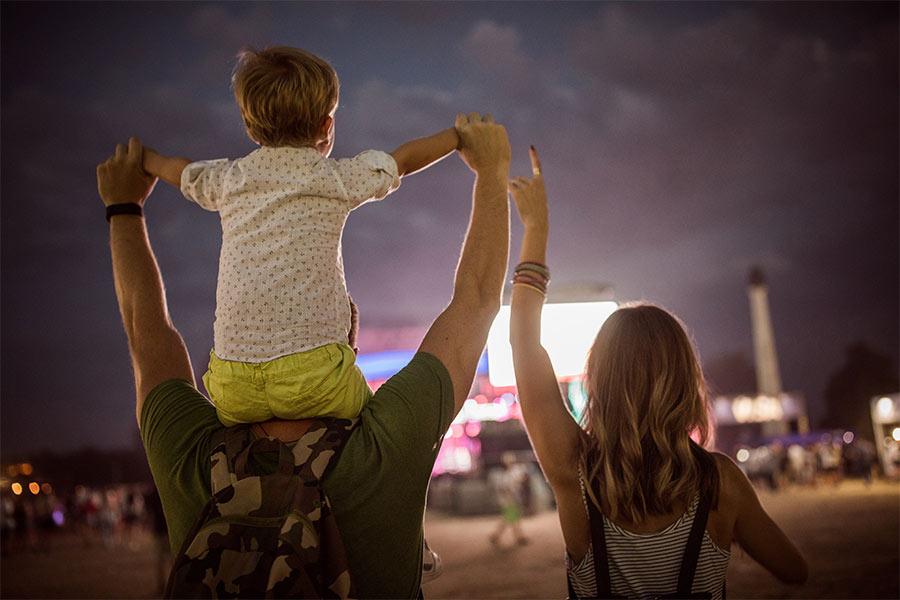 famille concert festival kideaz