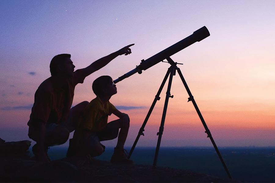 kideaz astronomie etoiles filantes luxembourg