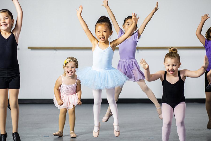 kideaz rythme soul ecole danse enfants ballet