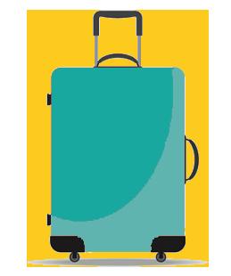 pack sac valise