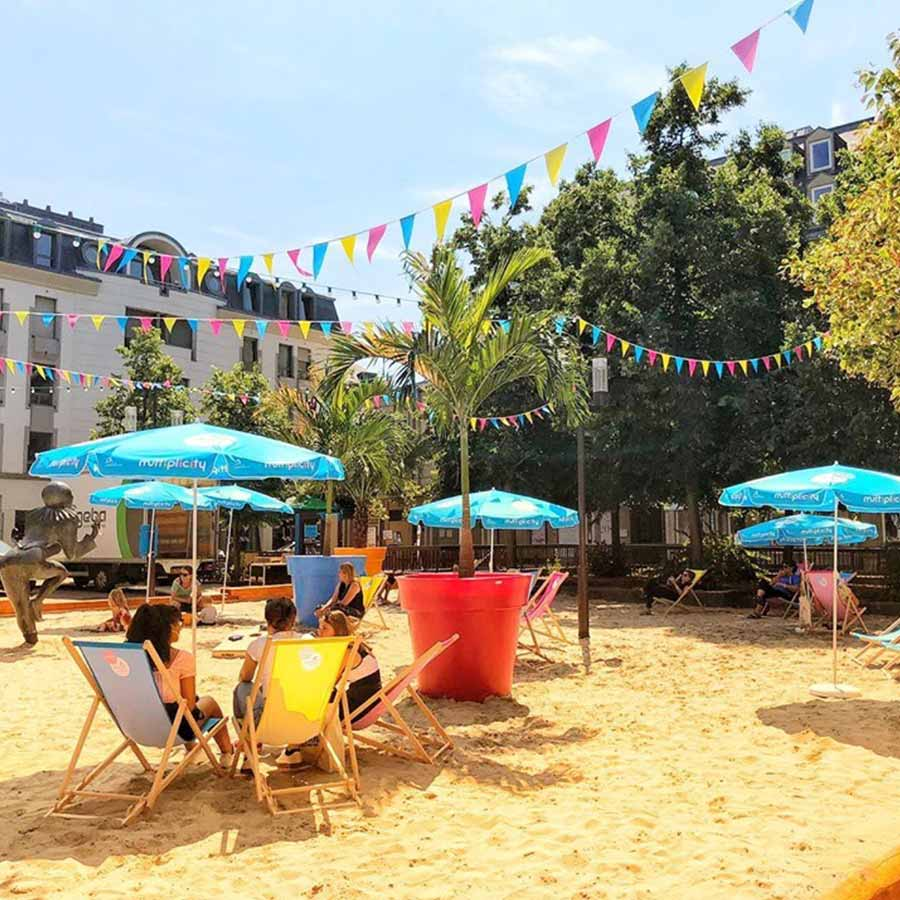 theaterplage luxembourg plage kideaz