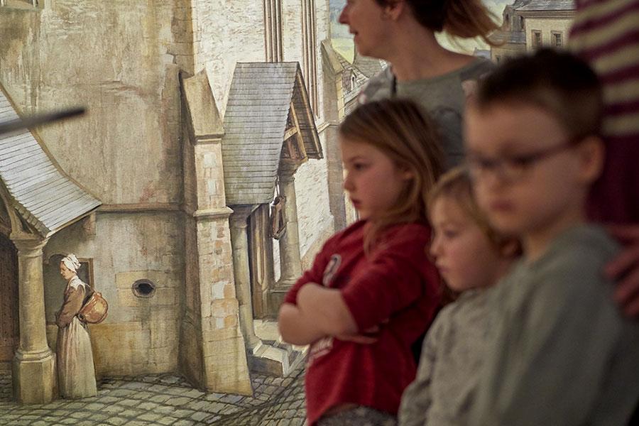 kideaz Letzebuerg musee visite enfant