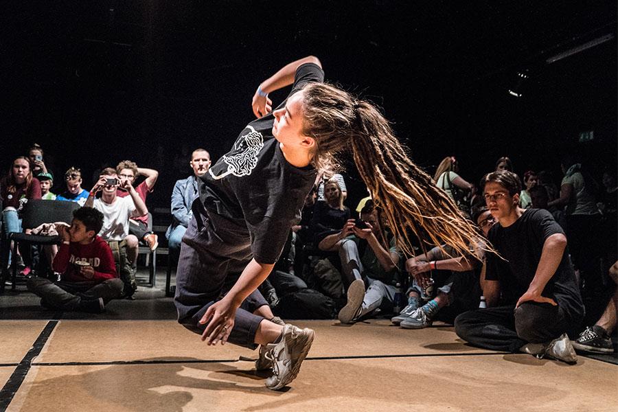 kideaz danse battle
