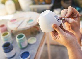 kideaz atelier ceramique peinture