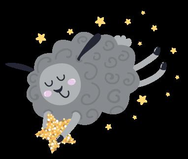 kideaz byebye lit petit mouton 2
