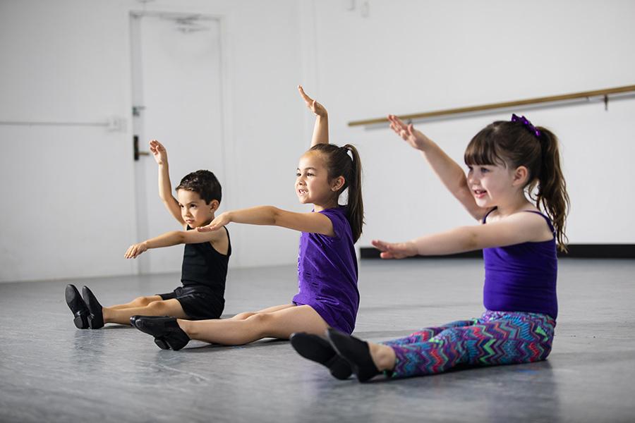 kideaz cours danse enfants petits