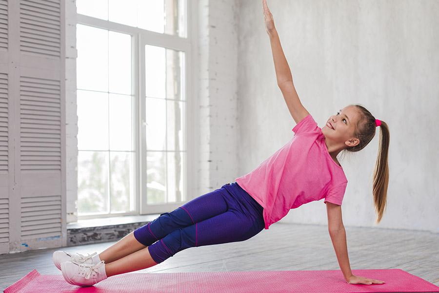kideaz gymnastique enfant