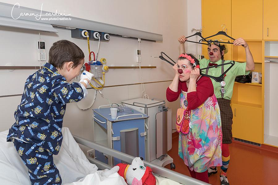 kideaz ile aux clowns hopital enfants luxembourg 2
