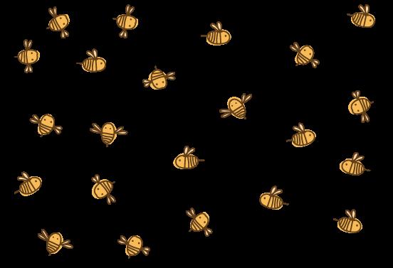 kideaz-ruche-qui-dit-oui-motif-abeilles