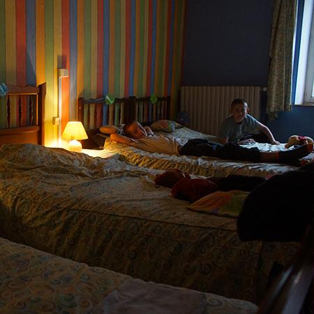 kideaz ferme pedagogique naut dortoir