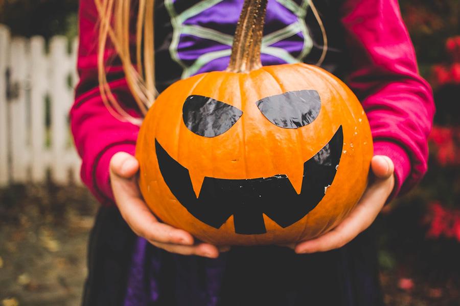 kideaz halloween enfants atelier citrouille