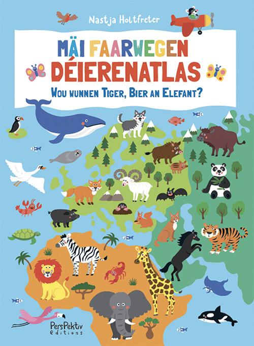 kideaz mai faarwegen deirenatlas perspektiv editions luxembourg