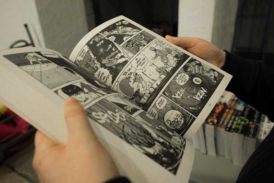kideaz manga