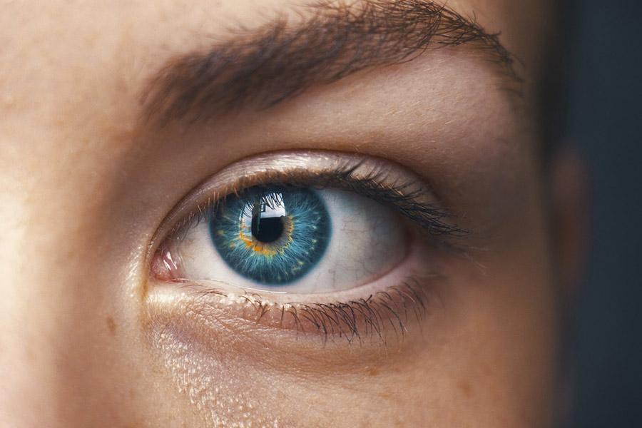 kideaz yeux bleus
