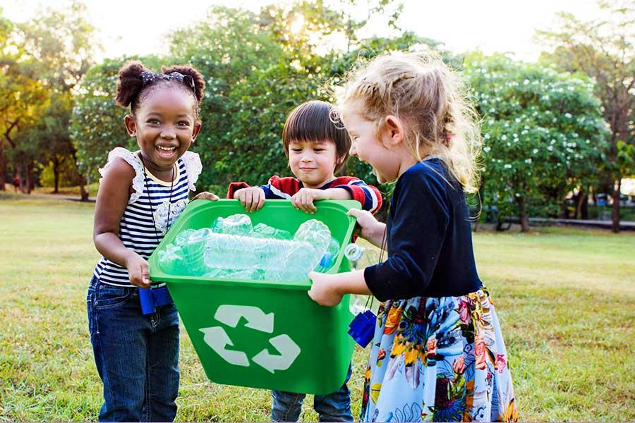kideaz-creche-cannelle-caramel-enfants-recyclage-plastique
