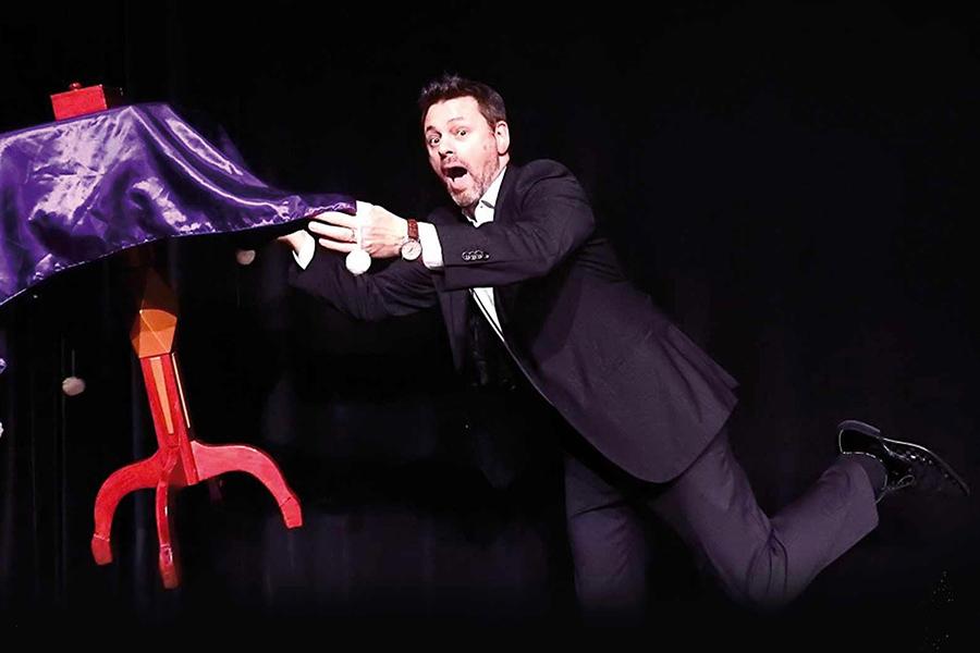 kideaz spectacle magicien theatre le10 2