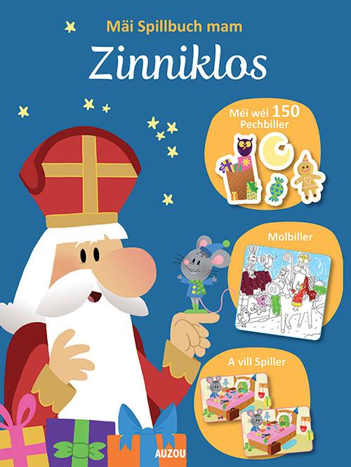 kideaz spillbuch zinniklos saint nicolas perspektiv editions