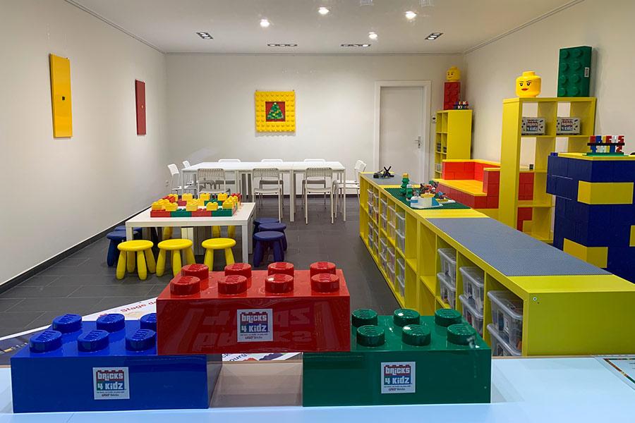 kideaz bricks4kidz centre creativite luxembourg ouverture