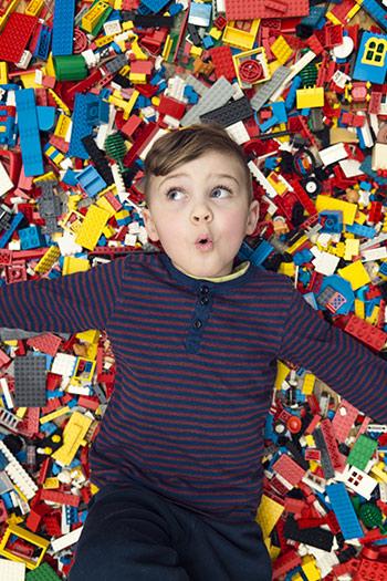kideaz enfant lego briques jeu