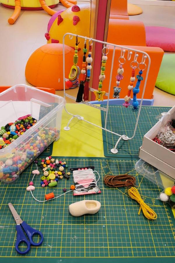 kideaz kidsclub cloche dor experience luxembourg atelier creatif