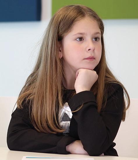 kideaz matilda little reporter interview ministre luxembourg