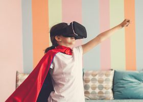 kideaz realite virtuelle enfant