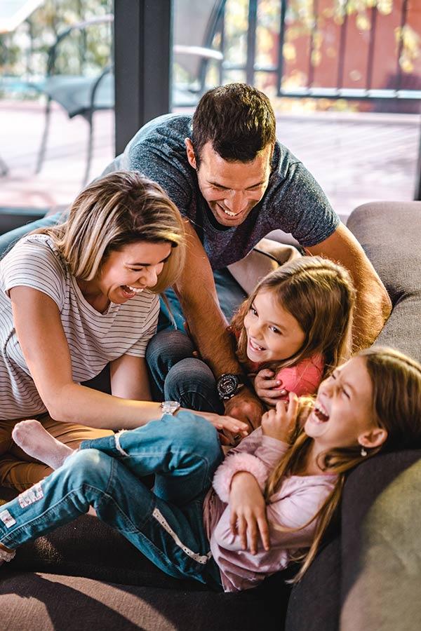 kideaz famille reconnexion maison confinement