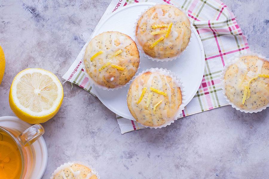 kideaz muffin citron pavot patisserie recette parent enfant
