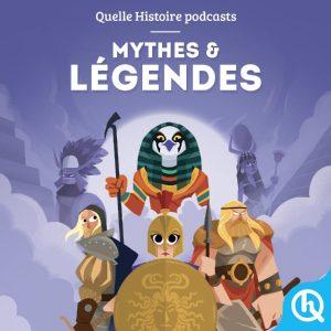 kideaz mythes legendes quelle histoire podcast enfants
