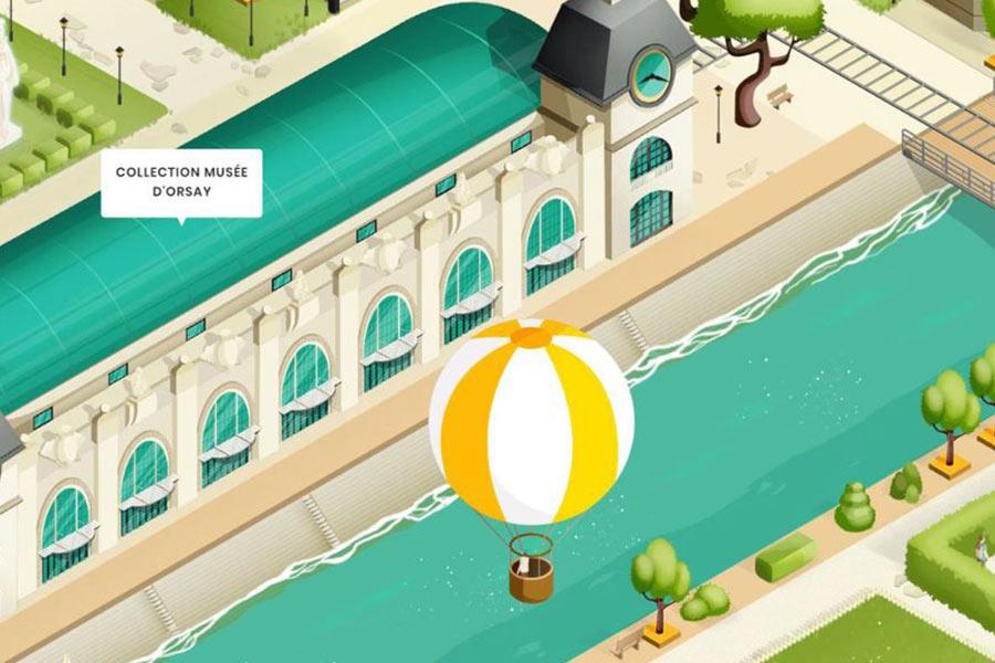 kideaz petits mo visite virtuelle musee paris
