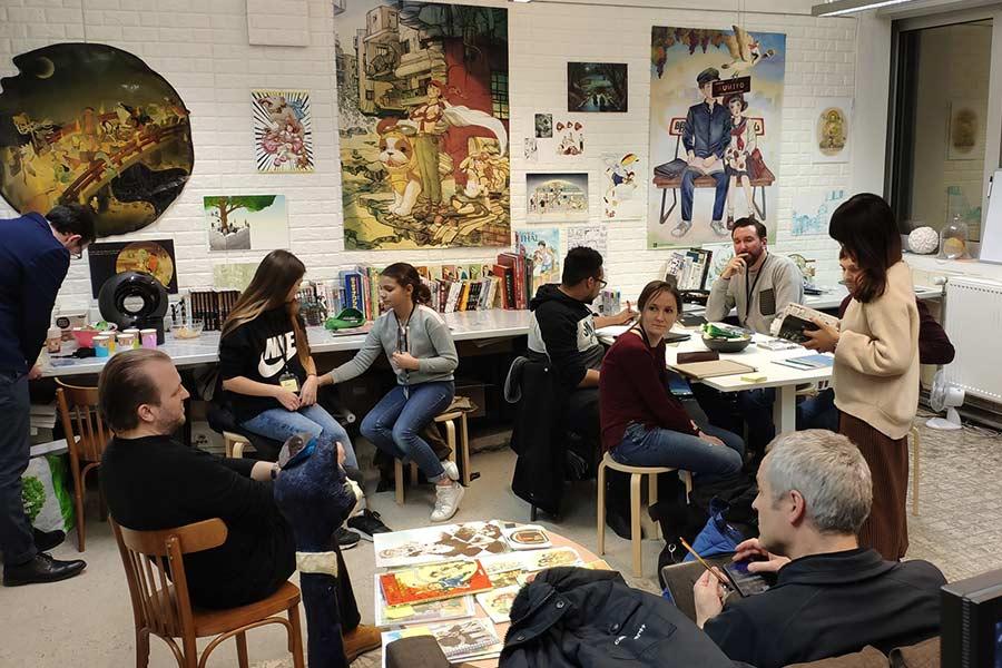 kideaz salon manga luxembourg