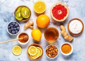 kideaz aliments boosteurs systeme immunitaire vitamines virus