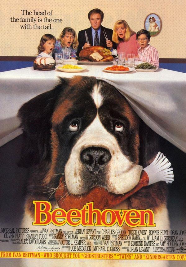 kideaz beethoven affiche films cultes