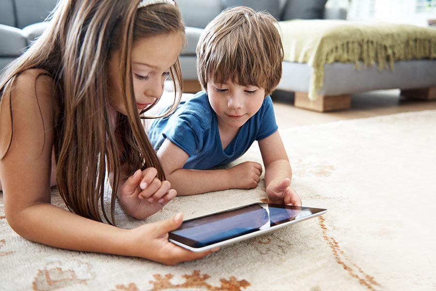 kideaz controle parental applications tablette enfants ecrans