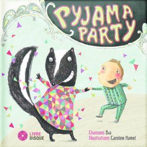 kideaz ecouter musique podcasts famille enfant pyjama party montagne secrete