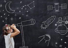 kideaz enfant sciences apprentissage culture activite astronomie