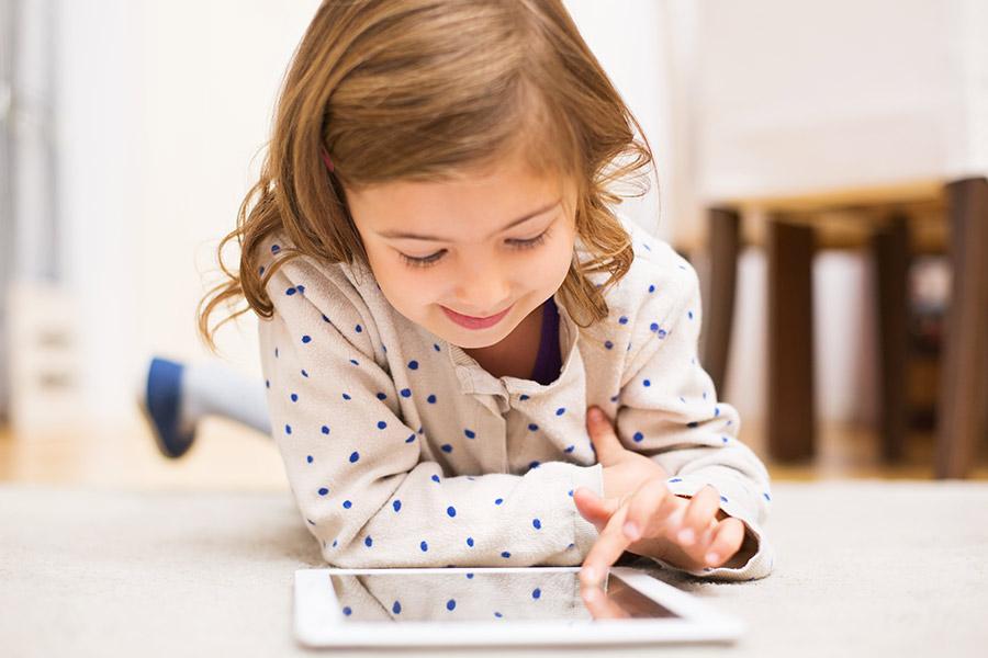 kideaz enfant tablette temps ecran confinement