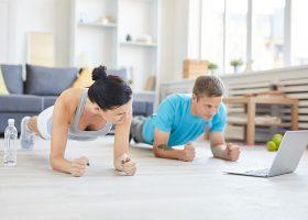 kideaz gym sport online virtuel maison salon