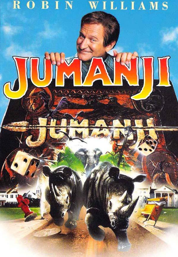 kideaz jumanji affiche films cultes