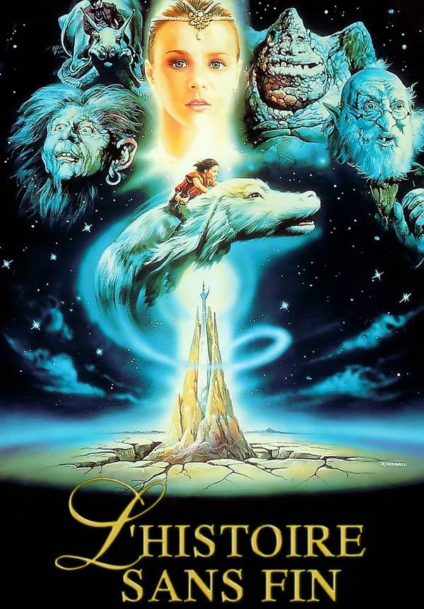 kideaz lhistoire sans fin affiche films cultes